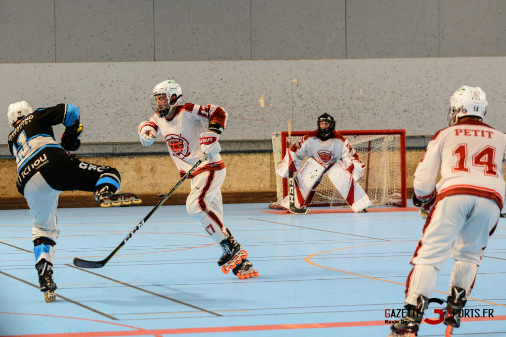 Roller Hockey Ecureuils Vs Cholet Kevin Devigne Gazettesports 27