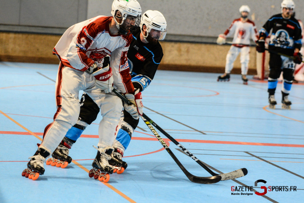 Roller Hockey Ecureuils Vs Cholet Kevin Devigne Gazettesports 3