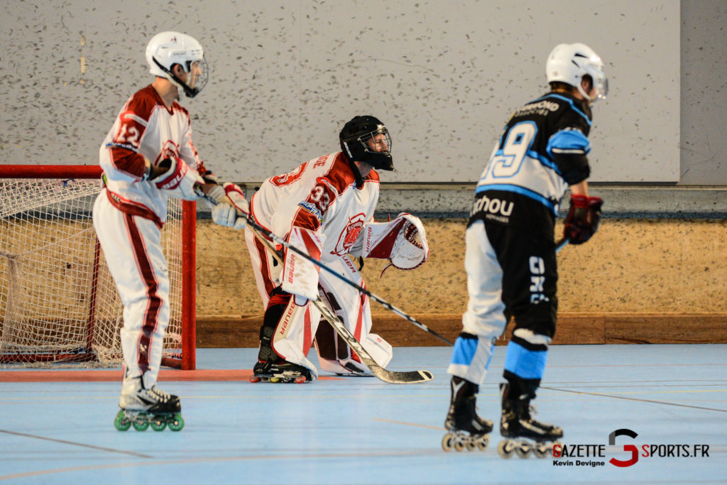 Roller Hockey Ecureuils Vs Cholet Kevin Devigne Gazettesports 30