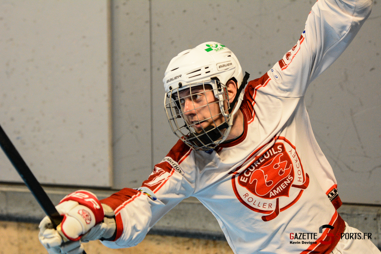 Roller Hockey Ecureuils Vs Cholet Kevin Devigne Gazettesports 5