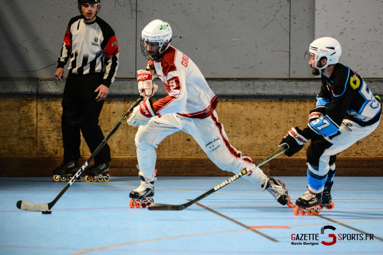 Roller Hockey Ecureuils Vs Cholet Kevin Devigne Gazettesports
