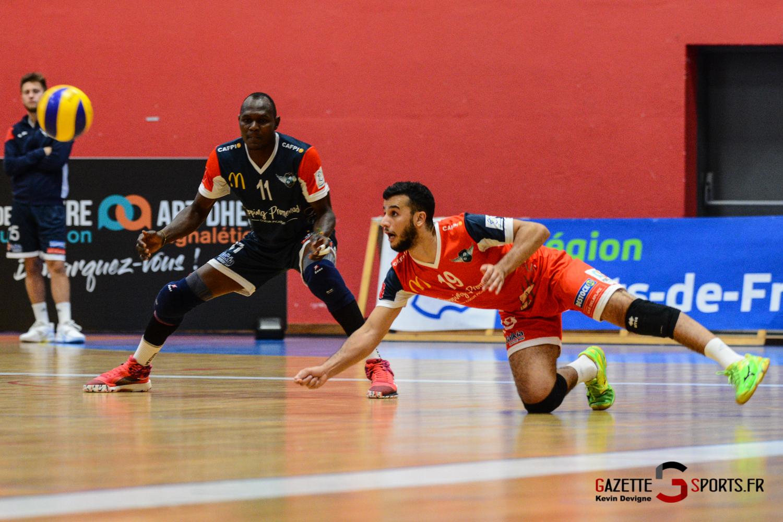 Volley Ball Amvb Vs Epinal Kevin Devigne Gazettesports 20