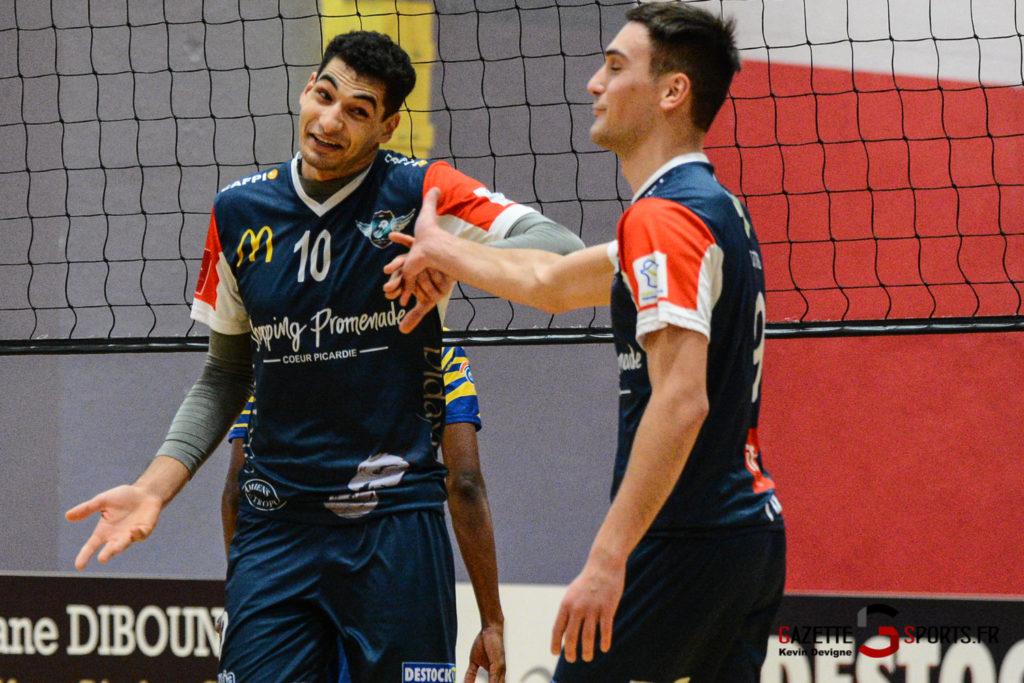 yousri Volley Ball Amvb Vs Epinal Kevin Devigne Gazettesports 28