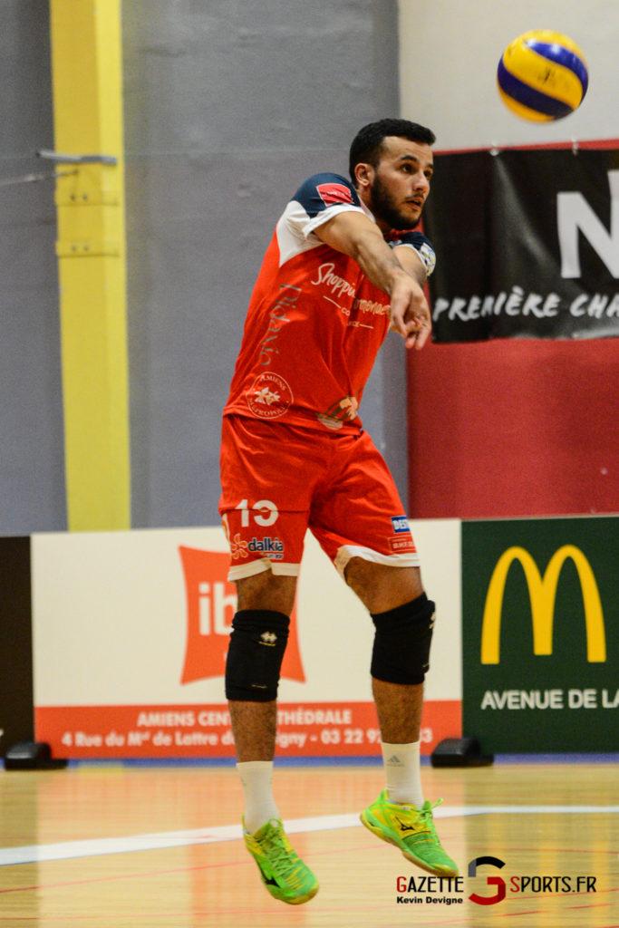 Volley Ball Amvb Vs Epinal Kevin Devigne Gazettesports 42