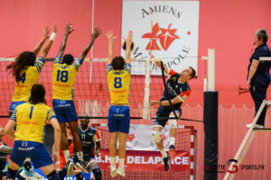 Volley Ball Amvb Vs Epinal Kevin Devigne Gazettesports 62