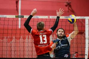 Volleyball Amvb Vs Halluin Kevin Devigne 44