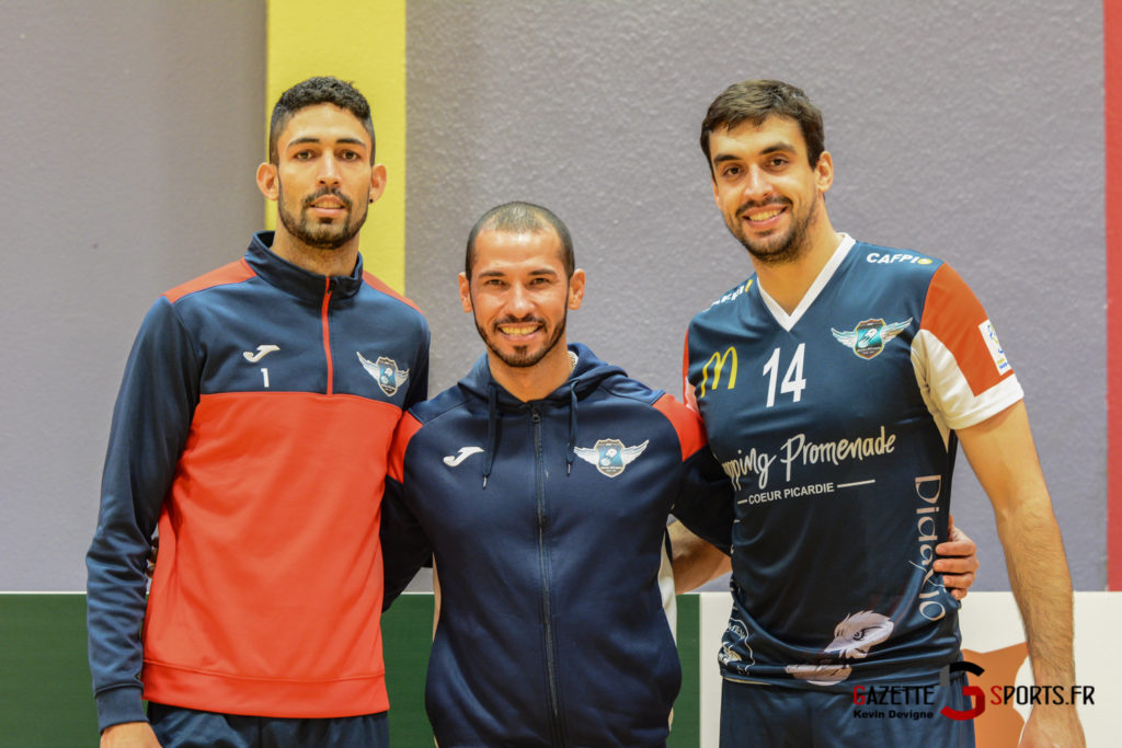 Volleyball Amvb Vs Halluin Kevin Devigne 48