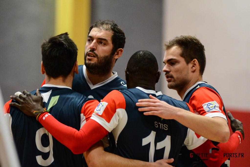Volleyball Amvb Vs Halluin Kevin Devigne 9