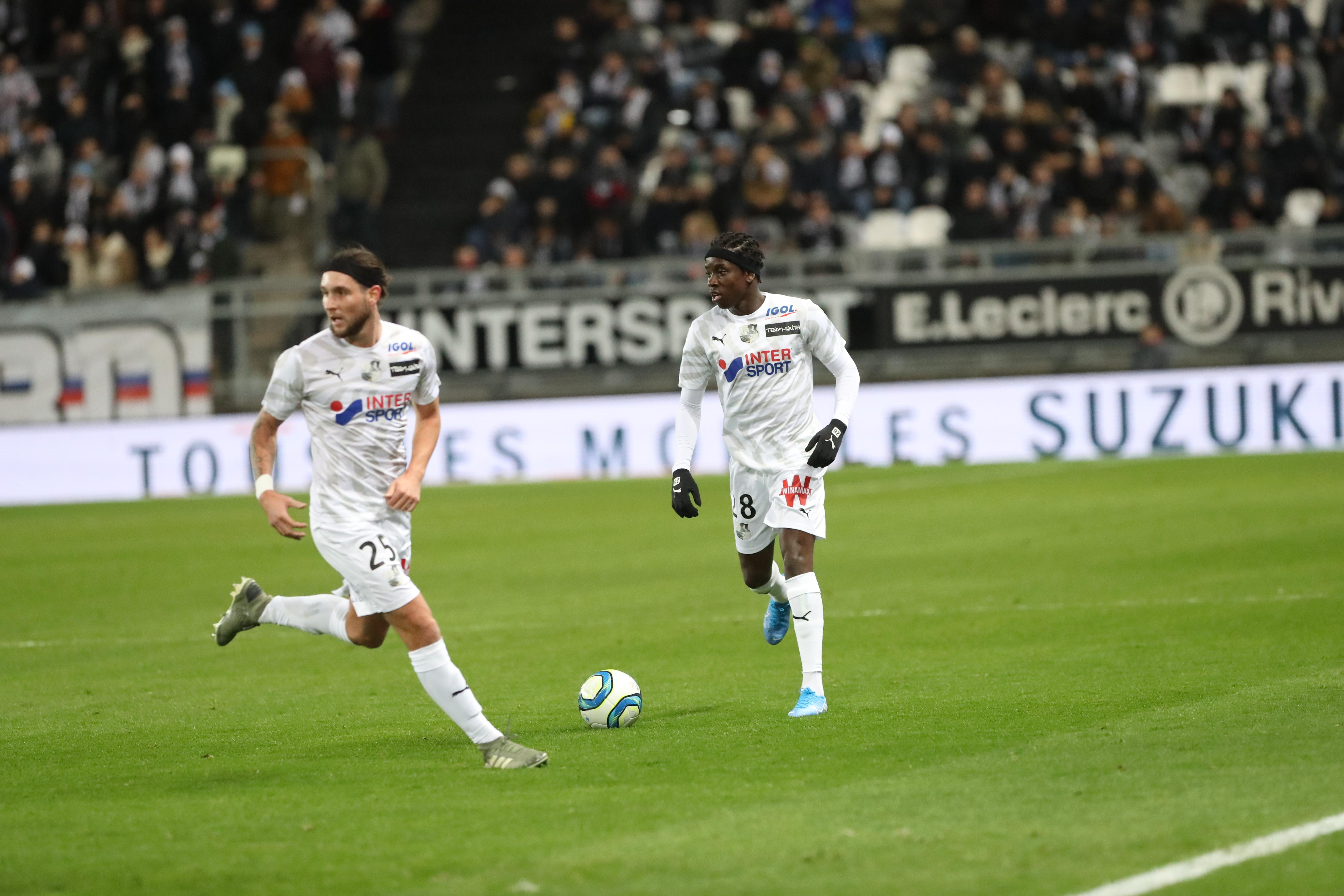 Amiens Sc Dijon