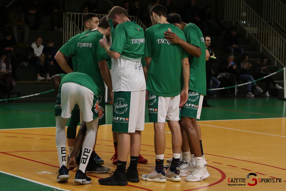 Baskettball Esclambb Vs Pays De Fougères (reynald Valleron) (1)