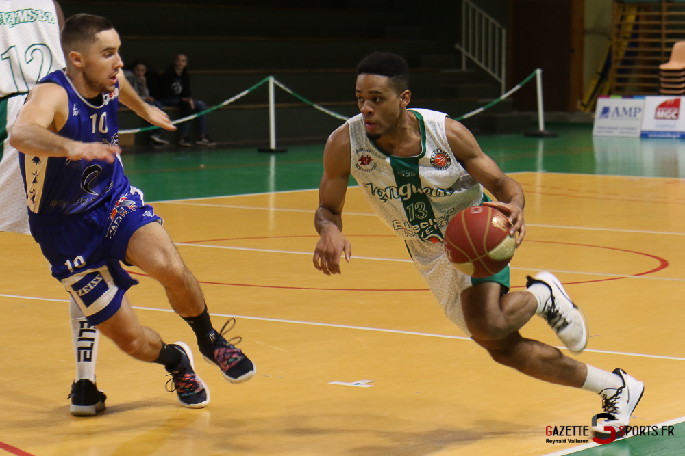 Baskettball Esclambb Vs Pays De Fougères (reynald Valleron) (2)