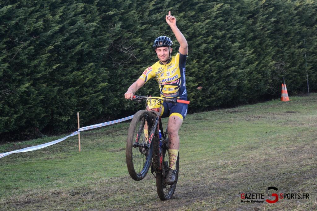 Cyclisme Cyclocross Vtt Kevin Devigne Gazettesports 83
