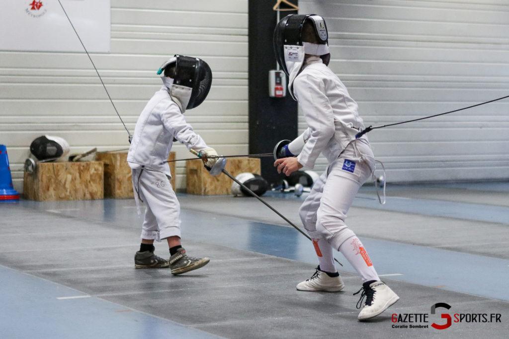 Escrime Préparation De Noel Pour Qualification Championnat De France Gazettesports Coralie Sombret 21