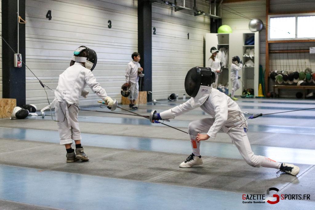 Escrime Préparation De Noel Pour Qualification Championnat De France Gazettesports Coralie Sombret 23