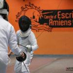 Escrime Préparation De Noel Pour Qualification Championnat De France Gazettesports Coralie Sombret 27