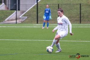 Football Feminin Asc Vs Thonon Evian Gazettesports Coralie Sombret 13