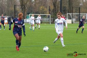 Football Feminin Asc Vs Thonon Evian Gazettesports Coralie Sombret 17