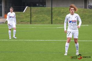 Football Feminin Asc Vs Thonon Evian Gazettesports Coralie Sombret 2