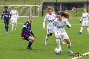 Football Feminin Asc Vs Thonon Evian Gazettesports Coralie Sombret 7
