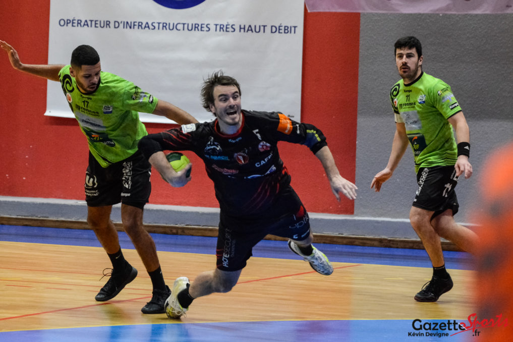 Handball Aph Vs Rennes Kévin Devigne Gazettesports 22 1017x678 1