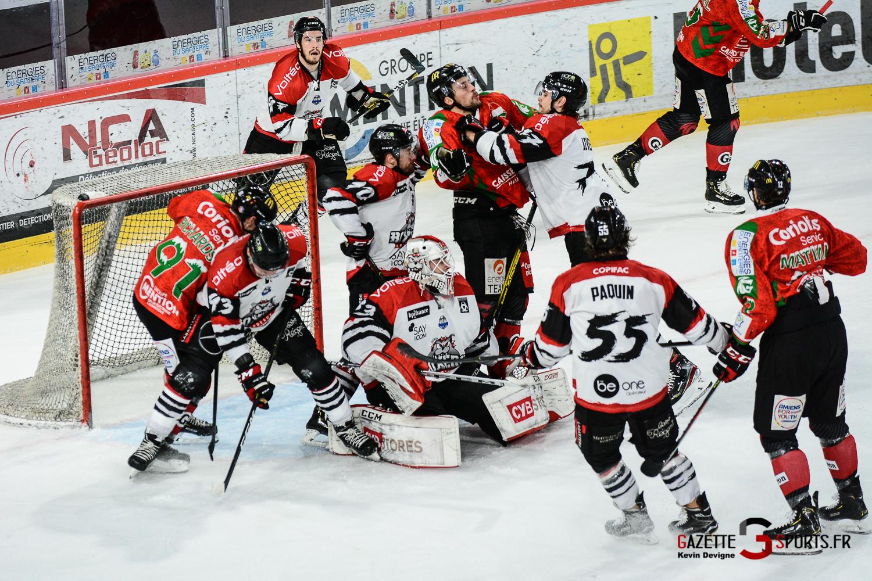 Hockey Sur Glace Gothiques Vs Bordeaux Kévin Devigne Gazettesports 40