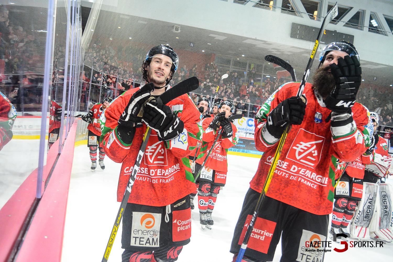 Hockey Sur Glace Gothiques Vs Bordeaux Kévin Devigne Gazettesports 94