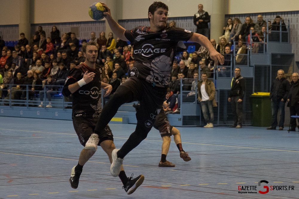 Handball Aph Vs Rennes Reynald Valleron 27