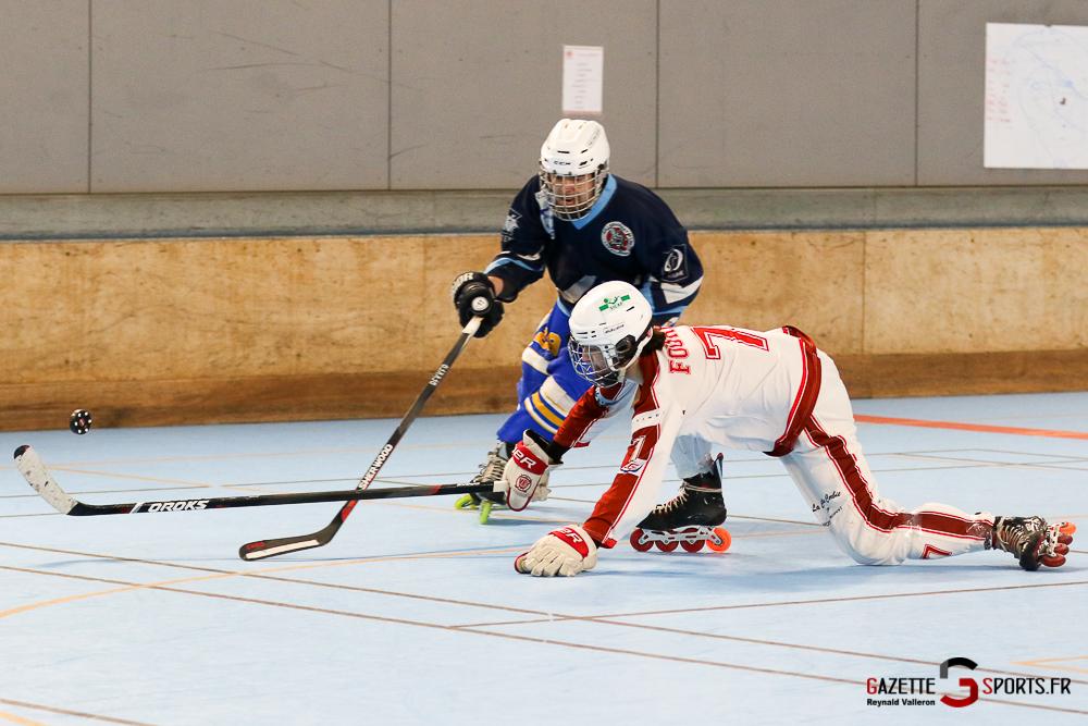 Hockey Sur Roller Ecureuil Vs Cherbourg Reynald Valleron 8 1