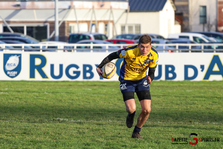 Rugby Rca Vs Petit Couronne Gazettesports Coralie Sombret 17