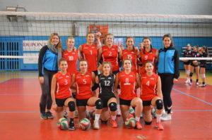 Rainneville Volley Coupe 1