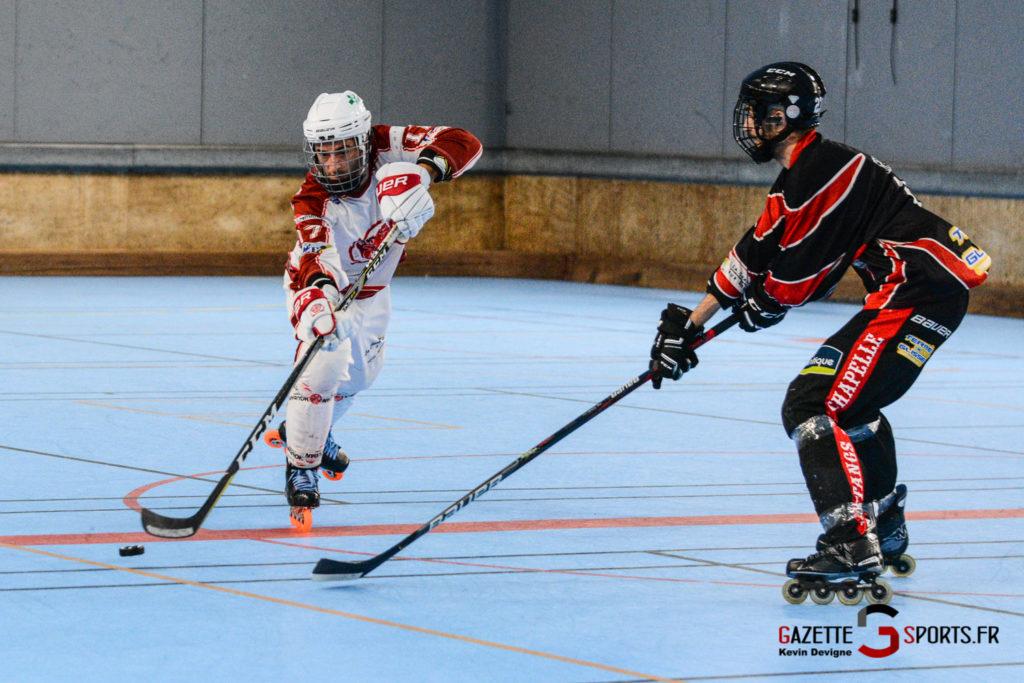 Roller Hockey Amiens Ecureuils Vs Mustangs La Chapelle Kevin Devigne Gazettesports 16 1024x683 1