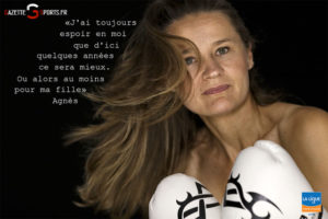 Site Sports Sante Ligue Contre Le Cancer Agnes Boulet Gazettesports Leandre Leber