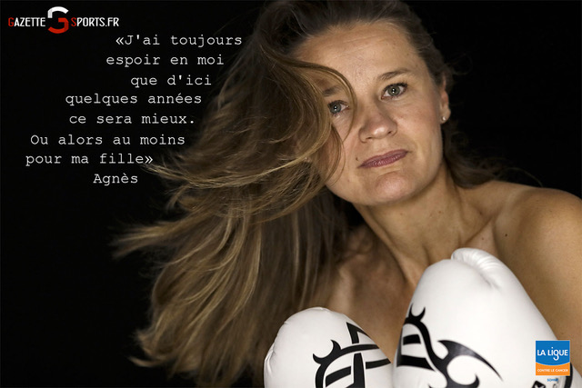 Site Sports Sante Ligue Contre Le Cancer Agnes Boulet Gazettesports Leandre Leber