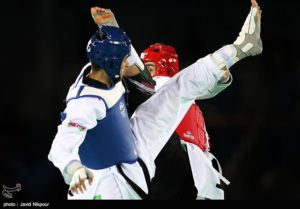 Taekwondo At The 2016 Summer Olympics 80 Kg 18