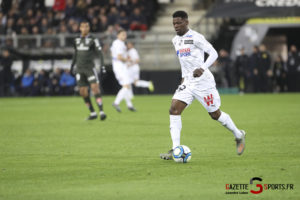 Football Amiens Sc Vs Dijon Ligue 1 0010 Leandre Leber Gazettesports