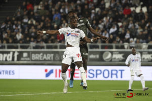 Football Amiens Sc Vs Dijon Ligue 1 0024 Leandre Leber Gazettesports