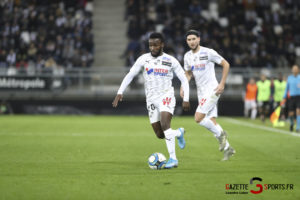 Football Amiens Sc Vs Dijon Ligue 1 0042 Leandre Leber Gazettesports