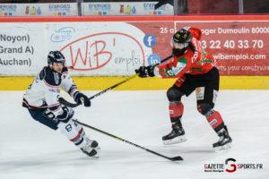 Hockey Sur Glace Gothiques Vs Angers Kevin Devigne Gazettesports 2