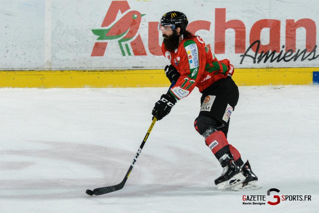 Hockey Sur Glace Gothiques Vs Angers Kevin Devigne Gazettesports 22