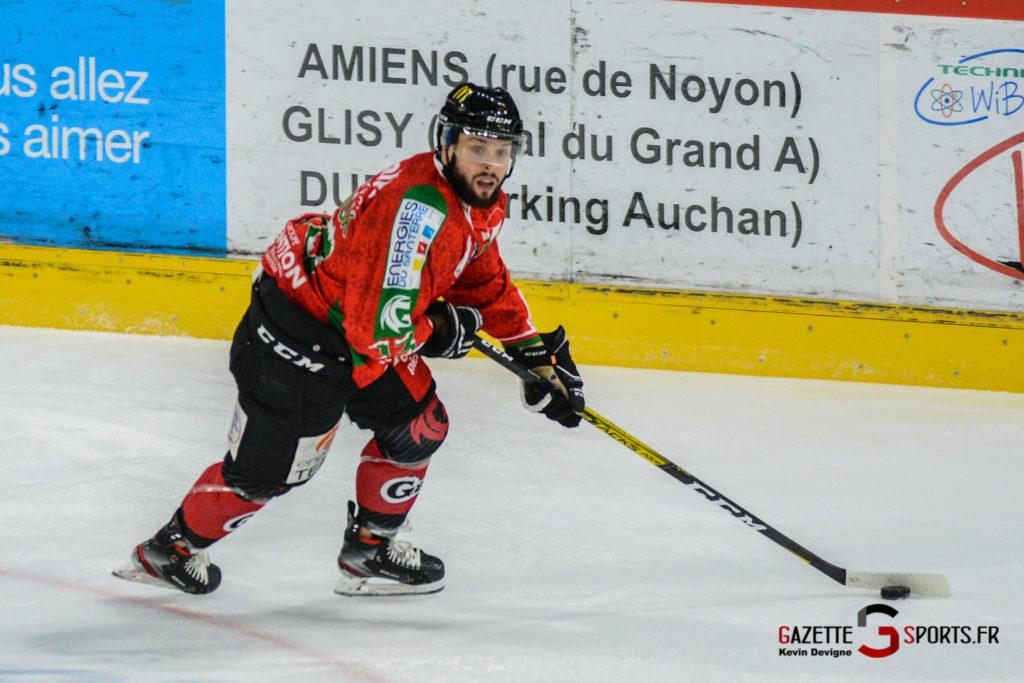Hockey Sur Glace Gothiques Vs Briançon Kevin Devigne Gazettesports 13