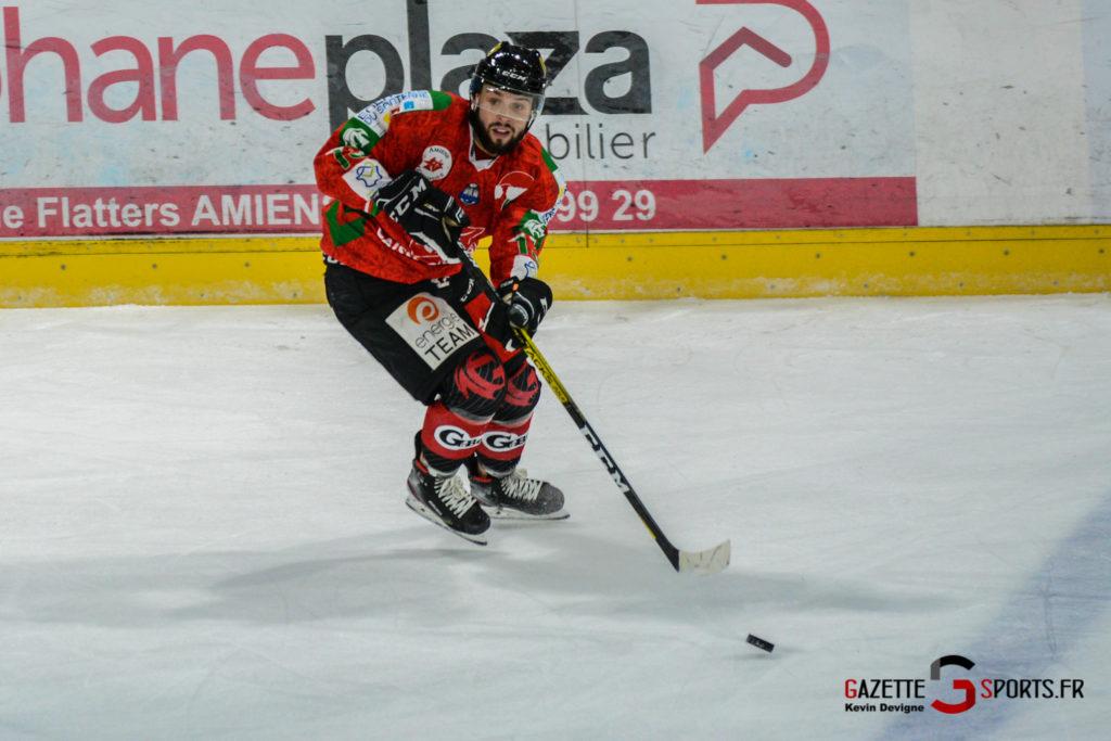 Hockey Sur Glace Gothiques Vs Briançon Kevin Devigne Gazettesports 54