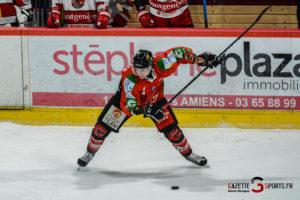 Hockey Sur Glace Gothiques Vs Briançon Kevin Devigne Gazettesports 83