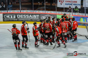 Hockey Sur Glace Gothiques Vs Briançon Kevin Devigne Gazettesports 87