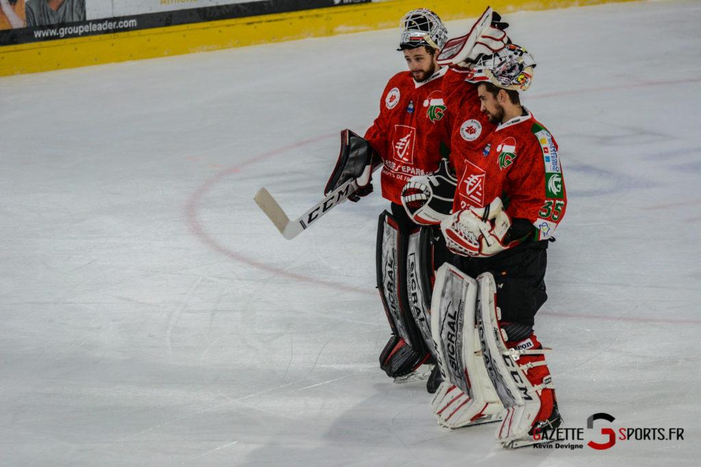 Hockey Sur Glace Gothiques Vs Briançon Kevin Devigne Gazettesports 88