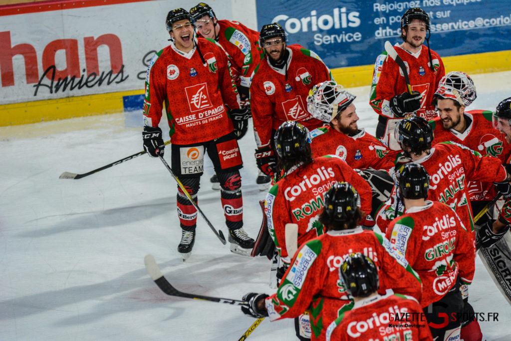 Hockey Sur Glace Gothiques Vs Briançon Kevin Devigne Gazettesports 90
