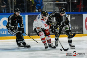 Hockey Sur Glace Rouen Vs Gothique Kevin Devigne Gazettesports 80
