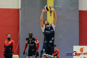 Volleyball Amvb Vs Villejuif Kevin Devigne Gazettesports 19
