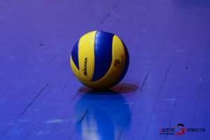 Volleyball Amvb Vs Villejuif Kevin Devigne Gazettesports