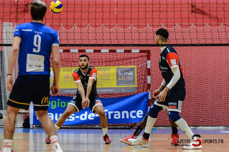 Volleyball Amvb Vs Villejuif Kevin Devigne Gazettesports 62