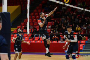 Volleyball Amvb Vs Villejuif Kevin Devigne Gazettesports 65